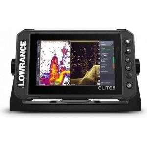 LOWRANCE ELITE FS 7. Обзор эхолота с датчиками нового поколения Active Target и Active Image