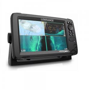 LOWRANCE HOOK REVEAL 9 TRIPLESHOT. Обзор бюджетного эхолота-картплоттера с возможностью загрузки карт для водной навигации