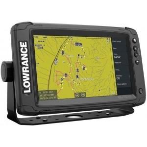 LOWRANCE ELITE 9 TI2. Обзор эхолота-картплоттера с технологией высокодетализированного сканирования