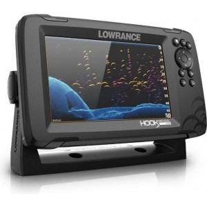 LOWRANCE HOOK REVEAL 7 TRIPLESHOT. Обзор эхолота-картплоттера с автонастройкой сонара