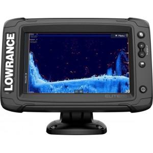 LOWRANCE ELITE-7 TI. Обзор эхолота с широко направленным датчиком TotalScan