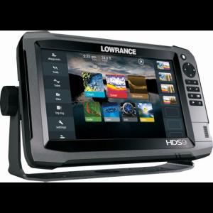LOWRANCE HDS-9 LIVE. Обзор эхолота-картплоттера с функцией Аctive Imaging