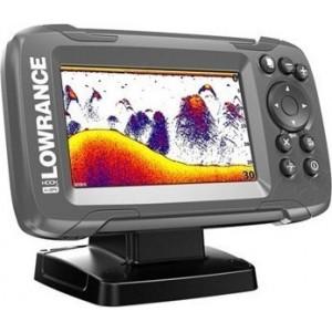 LOWRANCE HOOK 2-4X GPS BULLET. Обзор бюджетного эхолота с горизонтальным экраном и широкими возможностями